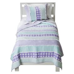 This is the bedding Rae has chosen for her new bedroom! Too cute! :) Target.com