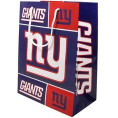 New York Giants Medium Gift Bag