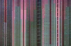 L'inhumanité des mégapoles asiatiques en images de Michael Wolf