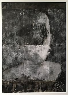 Charcoal, acrylic, collage, 2017 Charcoal, Collage, Portrait, Artwork, Painting, Paint, Collages, Work Of Art, Headshot Photography