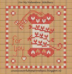 Happy Valentine!  Details are on my blog.