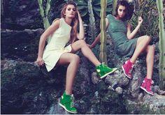 Tosca Blu Shoes - Ad Campaign | Sarandipity