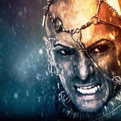 Xerxes 300 Rise of an Empire Wallpaper 300 Film, 300 Movie, 4k Wallpaper For Mobile, Hd Wallpaper, Love Photos, Cool Pictures, Empire Wallpaper, Empire Movie, Spartan Warrior