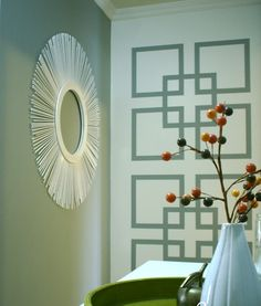 could be cool as an accent wall in my partial bathroom