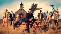 Preacher AMC, best new show I've seen in a while...keeps you on your toes.