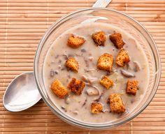 Крем супа от гъби / mushroom cream soup