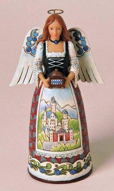 Heartwood Creek German Angel - via Ebay