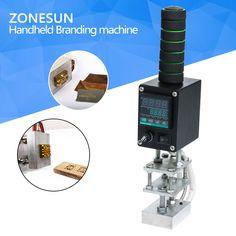 5*7cm Hot foil Stamping Machine, leather, cake branding machine, Wood embossing machine, electric soldering iron(0-400 degree)