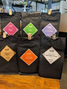 indi chocolate, the chocolate maker of Pike Place Market, have their own teas and lots of recipes on their website. Pike Place Market, Few Ingredients, Teas, Body Care, Yummy Treats, Chocolate, Website, Drinks, Recipes