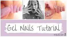How to do Gel Nails | Sensationail Tutorial for Beginners