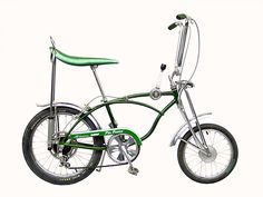 The Pea Picker was one of numerous models Schwinn released during the 60s, in the midst of the muscle car and bike era.