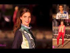 HOY MODA - DESIGUAL EN LA 080 BARCELONA FASHION 2012 por #HoyModaTV
