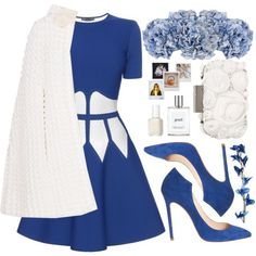 A fashion look from ....