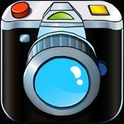 App: Cartoonatic...See the world in a Cartoonatic-New-Way!  Record animated music videos and take cartoon pictures. FREE.