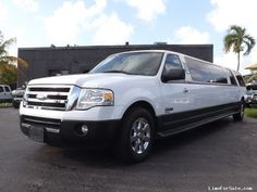 Used%25252BFord%25252BExpedition%25252BSUV | Used 2007 Ford Expedition EL SUV Stretch Limo Krystal - FORT ...