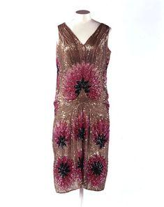 Marshall and Snelgrove dress; c.1925