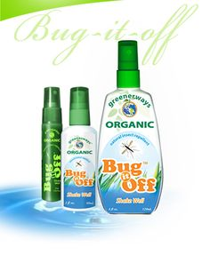 Bug It Off Organic Bug Spray http://www.amazon.com/Natural-Bug-Spray-Pleasant-Mosquitoes/dp/B00DG63BEC
