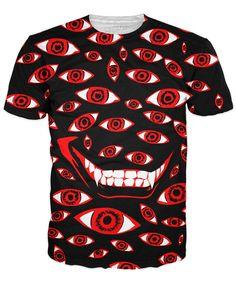 6314bc2b3 Control Art Restriction 666 T-Shirt Casual T Shirts, Men Casual, Men Fashion