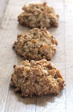 Healthy Granola Bars, Chewy Peanut Butter Cookies, Galletas Cookies, Biscuit Recipe, Cookies Et Biscuits, Sweet Recipes, Food Porn, Dessert Recipes, Recipes