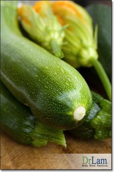 Squash are a colorful, healthy addition to your diet. Learn more about this particular dark green squash with these zucchini nutrition facts