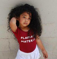 Curlys hair