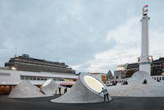AMOS REX art museum, Helsinki // ART - THE Stylemate