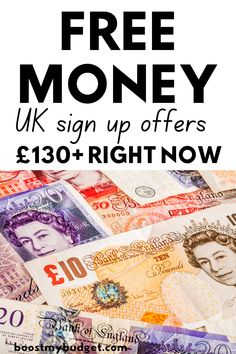 Wanna make FREE MONEY in the UK? That's a no brainer! Work your way through this list of sign up offers and make £130+ for nothing, today! Earn Extra Cash, Making Extra Cash, Extra Money, Free Money Uk, Money For Nothing, Matched Betting, Money Saving Tips, Way To Make Money, About Uk