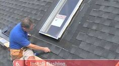 Fitting VELUX blinds in 4 mins - Real life install of How to fit a Velux blind…