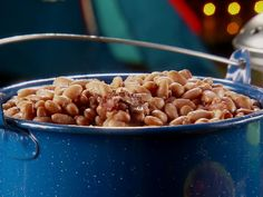 Campfire Beans recipe from Marcela Valladolid via Food Network
