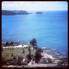 The Tip of Borneo (Simpang Mengayau), Sabah .. the nothernmost tip of borneo  #unpluggedwit2012 - @peja80- #webstagram