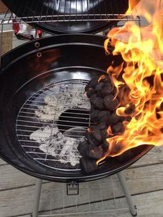 Home Made Weber Vortex Made From Ikea Stainless Bowl