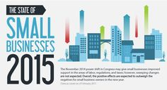 The State of Small Businesses in 2015 -- and how the new Congress will affect them.