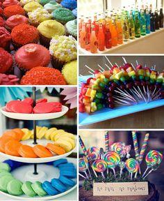 Green Wedding Shoes Dovete scegliere la palette per le vostre nozze ma non sapete scegliere tra i vari colori perché li amate tutti? Un matrimonio arcobaleno è la soluzione! L'arcobaleno è simbolo di speranza e pace ed è quindi di ottimo auspicio per le nozze. Poche cose mettono allegria come i colori vivaci; l'arcobaleno è … Rainbow First Birthday, Pace, Rainbow Wedding, Holidays And Events, First Birthdays, Rainbow Things, Wedding Stuff, Wedding Ideas, Palette