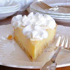 Mom's Banana Cream Pie