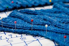 How To Wash And Block Knitting: Blocking Secrets Revealed!