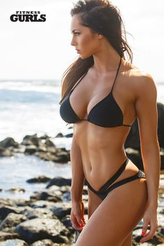Hope Beel is in the Fitness Gurls 2016 Swimsuit Issue. On newsstands now. See Hope Beel bikini photos in Fitness Gurls Magazine.