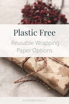 Reusable wrapping paper is a trendy yet traditional zero waste way to wrap gifts. Be inspired by our eco friendly gift wrap ideas! Christmas Gift Bags, Christmas Wrapping, Fabric Remnants, Fabric Ribbon, Reusable Bags, Wraps, Zero Waste, Reuse, Paper