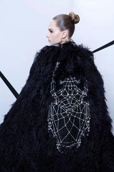 Rami Kadi Fall 2015 Couture – detail