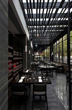 The Atlantic Restaurant / Blackmilk Interior