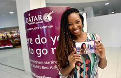 Launch Of Qatar Airways Competition Marking Less Than A Week To Go Until Inaugural Service Between Birmingham And