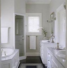 Baños para Familias Numerosas - Para Más Información Ingresa en: http://disenodebanos.com/banos-para-familias-numerosas/