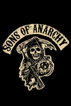Sons of Anarchy.. Obsessed with this show now. When I have time, which isn't much anymore, I binge watch.. !