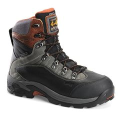 "Carolina Men's 7"" Waterproof Insulated AT 4x4 Hiker Boots"
