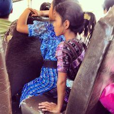 #mayan #chickenbus #guatemala #travel #culture