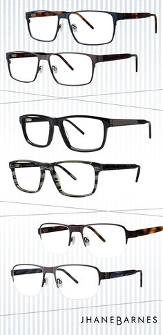 Jhane Barnes Specs for Industrial Chic Style: http://eyecessorizeblog.com/2015/08/jhane-barnes-specs-industrial-chic-style/