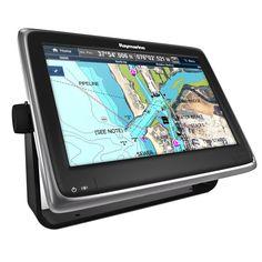 """Raymarine a125 12.1"""" MFD w/Wi-Fi - US Lake & Coastal by C-MAP Chart"""