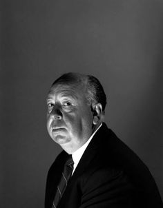 """Alfred Hitchcock ~ """"There is no terror in the bang, only in the anticipation of it."""""""