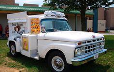 vintage everyday: Vintage Ice Cream Trucks