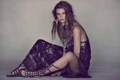 Amazonian Boho Fashion - The Free People June 2013 Lookbook has a Cast-Away Vibe (GALLERY)