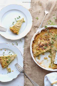 Smiles Beauty and More: Green Bean & Potato Tart